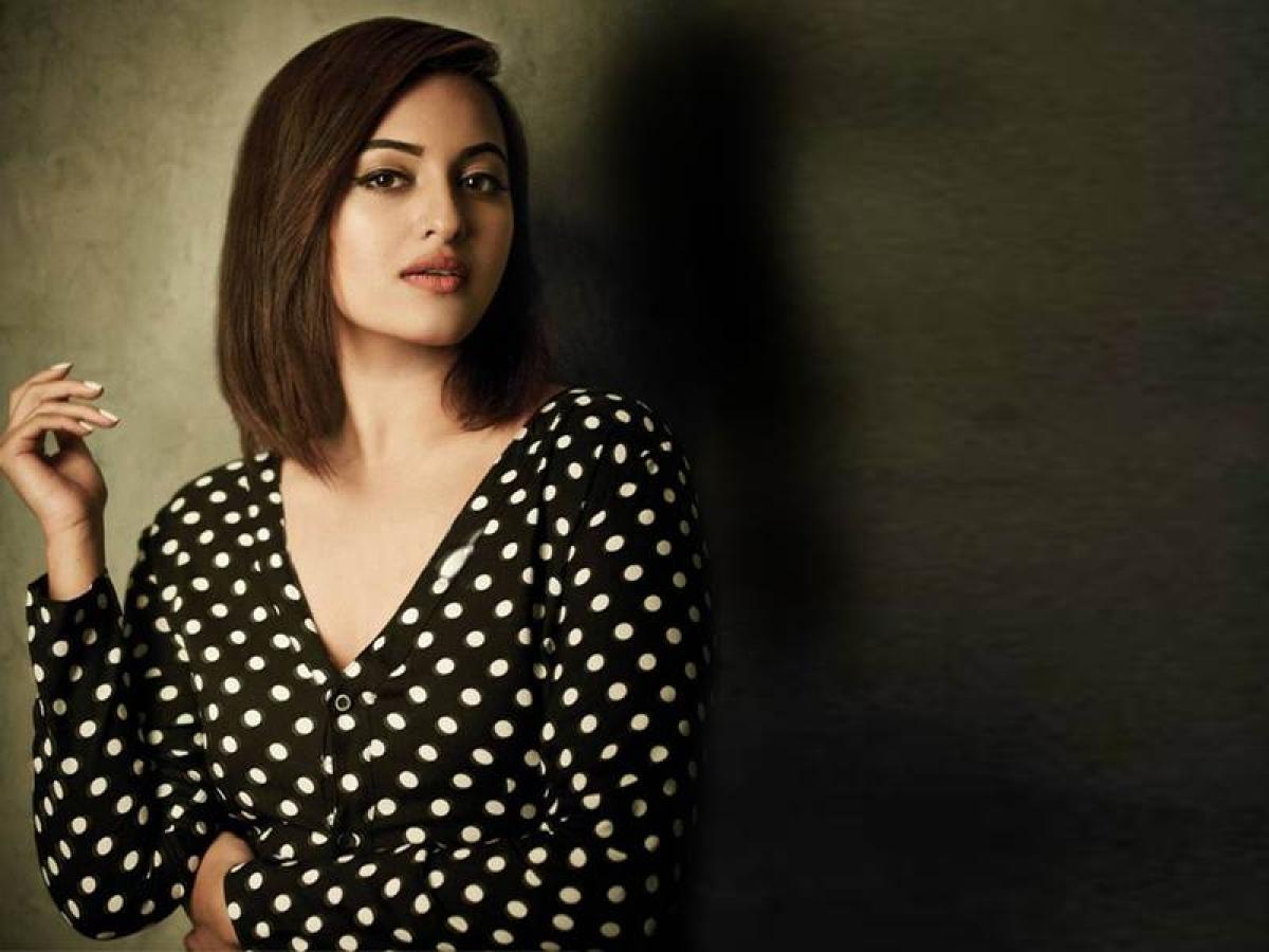 Sonakshi Sinhawants her film to speak