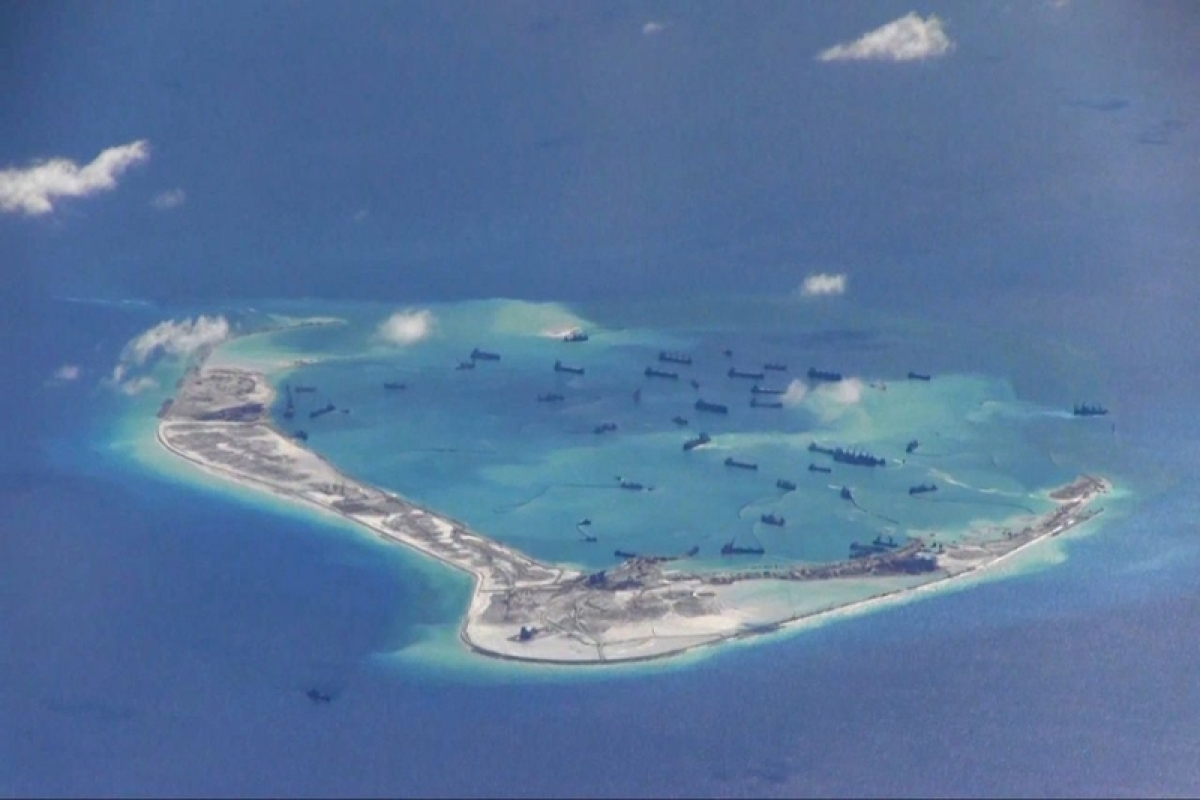 China media slams Vietnam's deployment of missiles in SCS