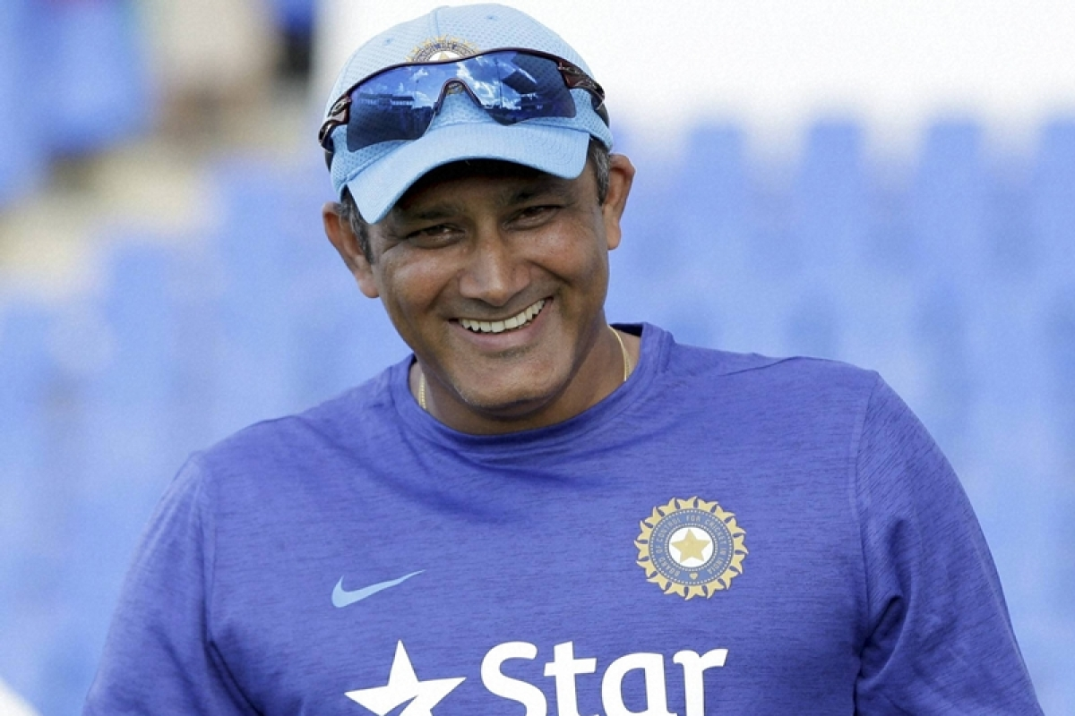 India should attack with two regular spinners: Anil Kumble