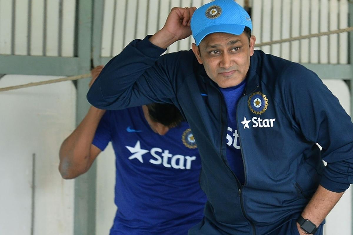 Under Kumble, team India bonds over music!