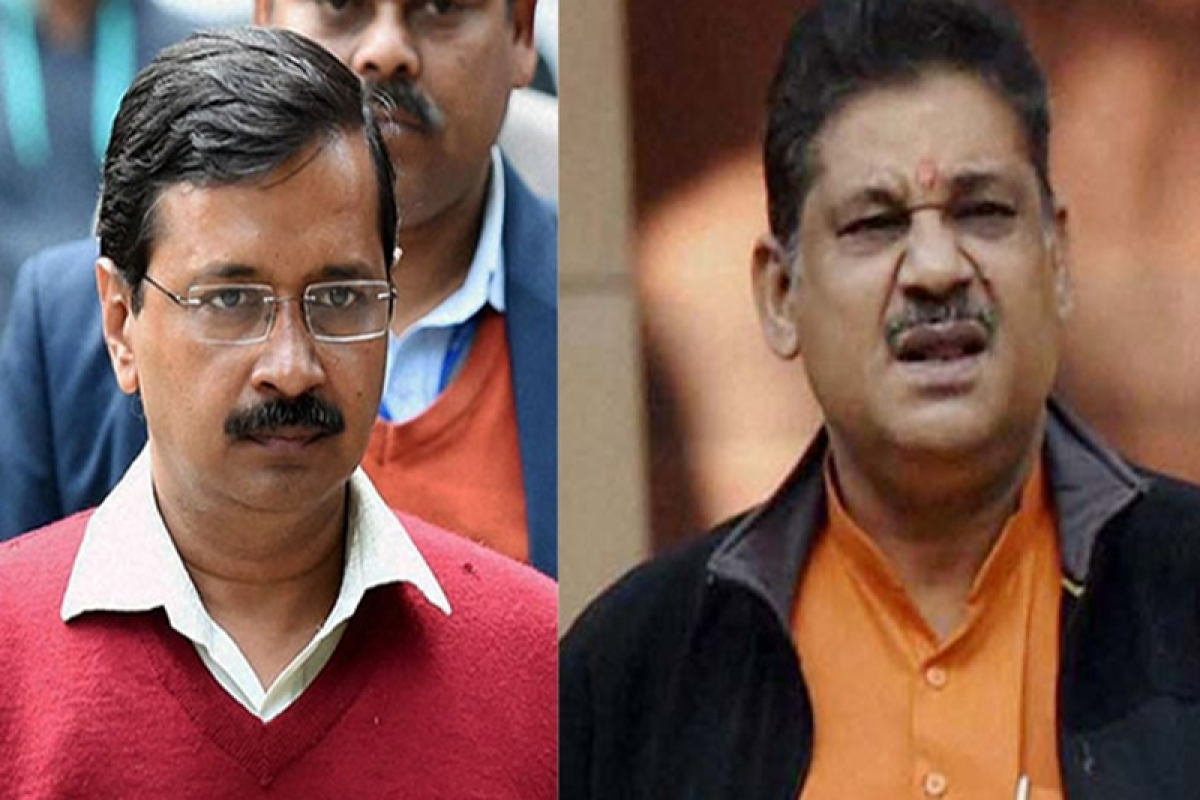 DDCA plea against Kejriwal, Azad not maintainable: Delhi HC told
