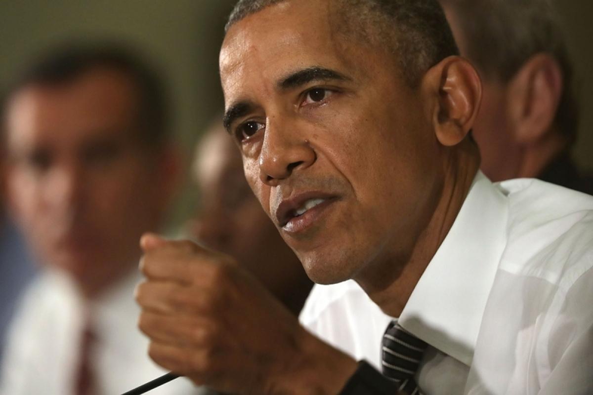 Obama hits back at Trump, calls his claims as 'ridiculous'
