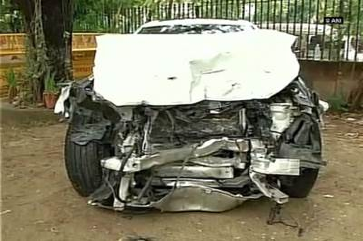 Jaipur accident: MLA's son cries foul, says, 'I was not driving the car'