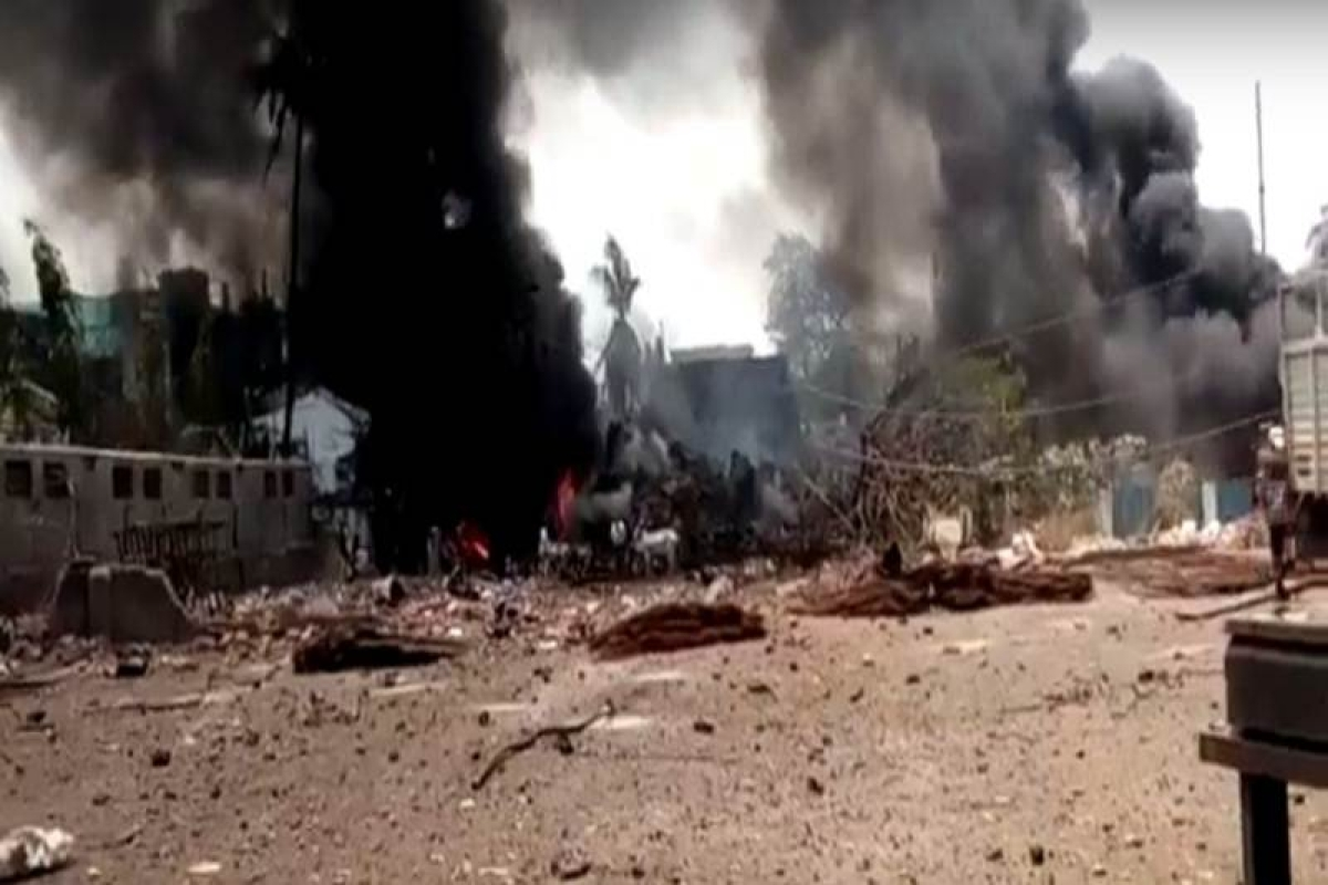 3 killed, 5 injured in blast at Chembur chemical factory