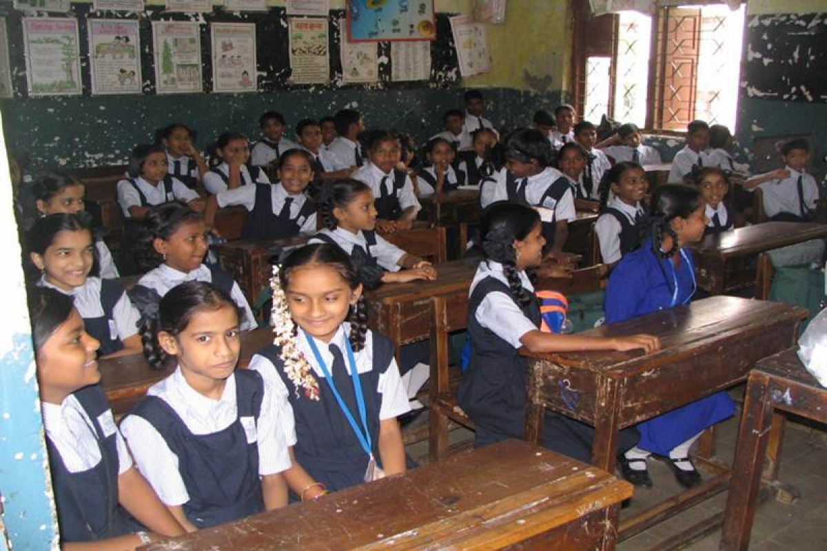 A vision that changed Zilla Parishad schools of Maharashtra