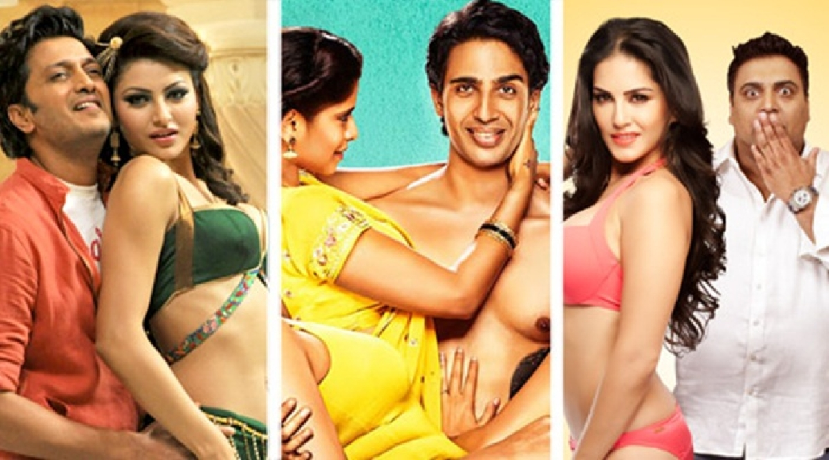 The rise and fall of Bollywood sex comedie's movies