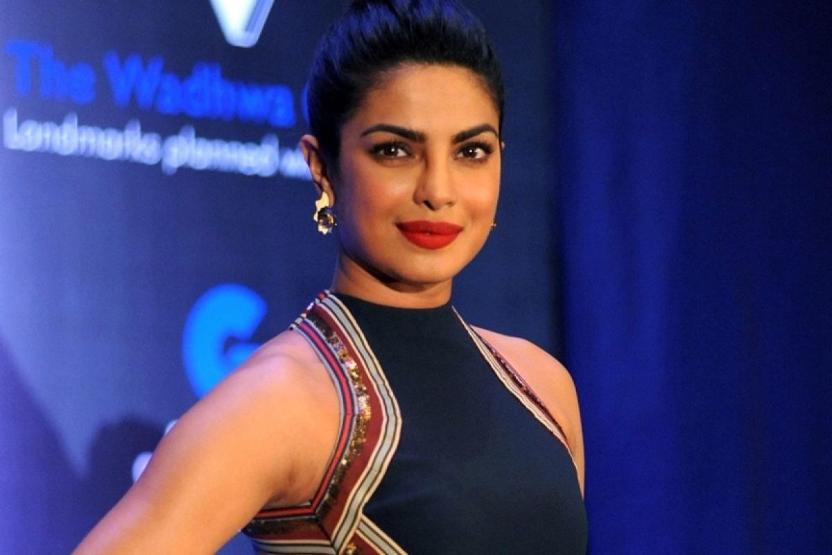 I've never dated: Priyanka
