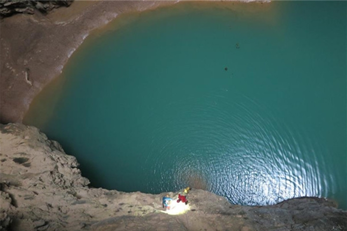 World's deepest sinkhole found in South China Sea: China
