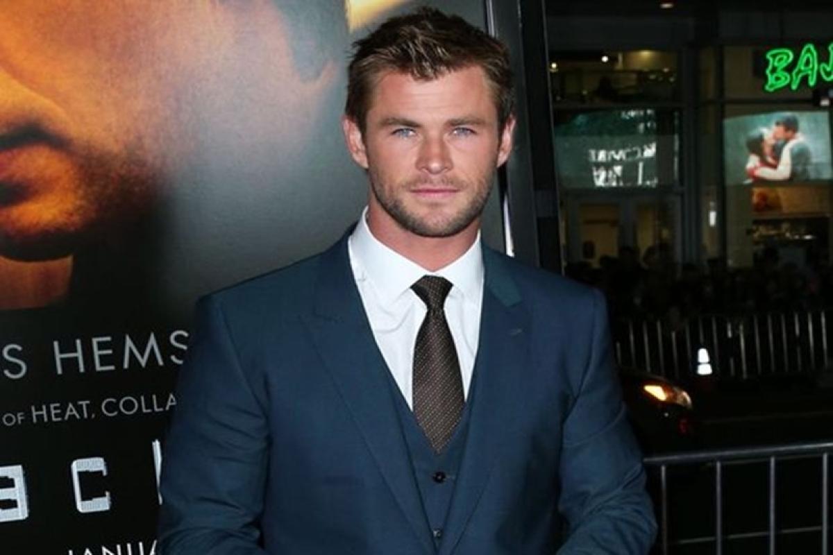 I believe in ghosts: Chris Hemsworth
