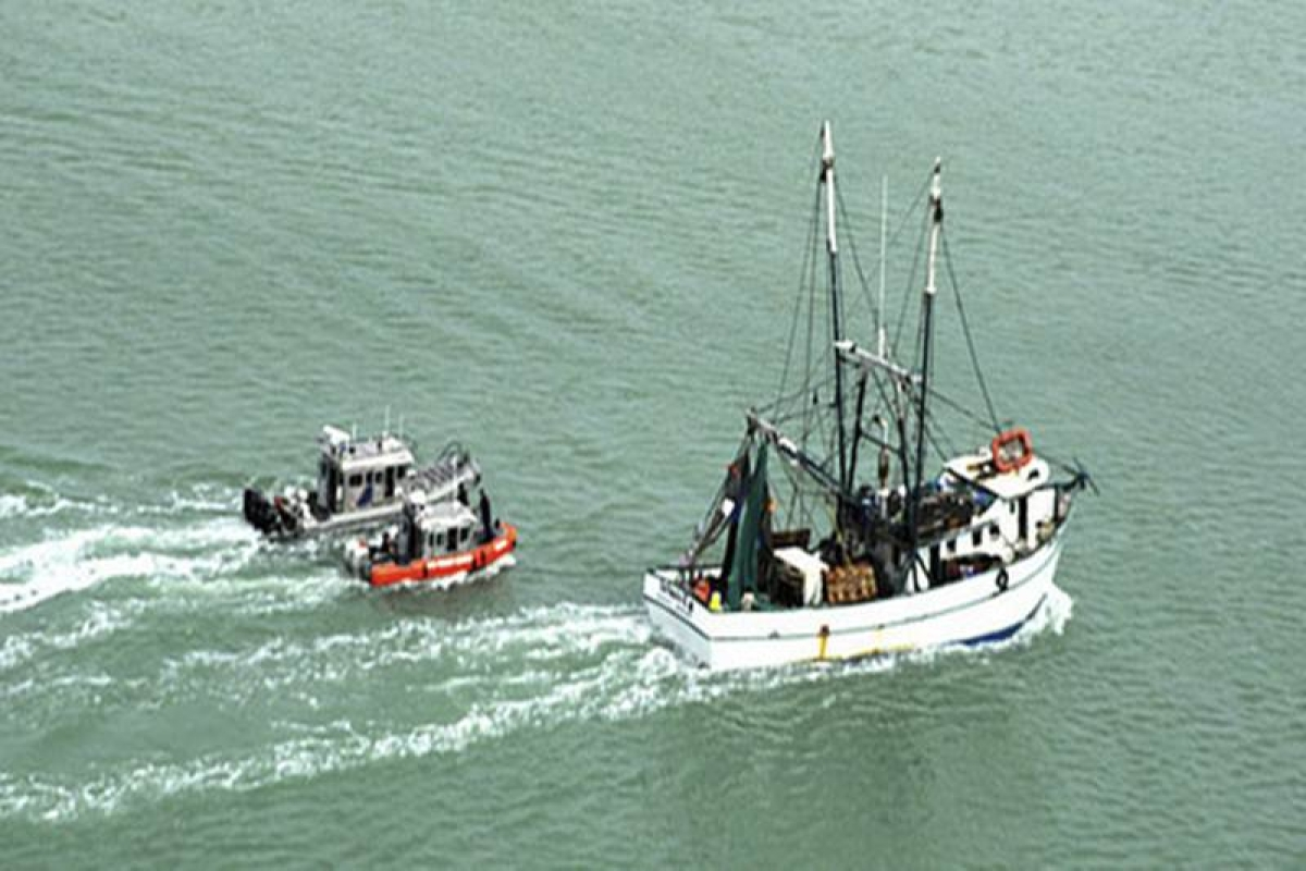 Coast Guard issues guidelines for fishermen safety