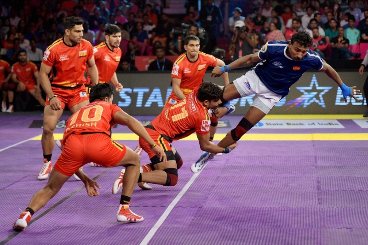 Pro Kabaddi League 2018 to start from October 5