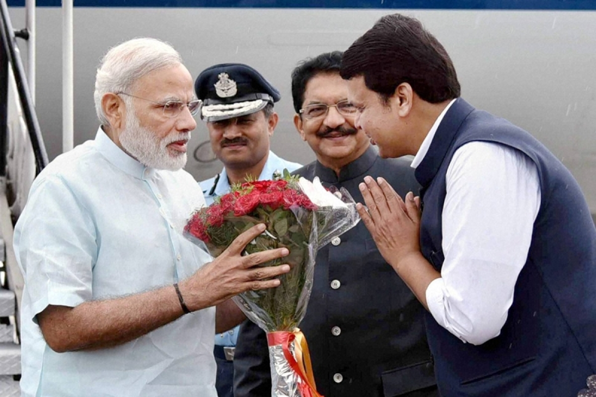 Mumbai civic polls: CM Devendra Fadnavis meets PM Modi in Delhi,  stalemate may be over