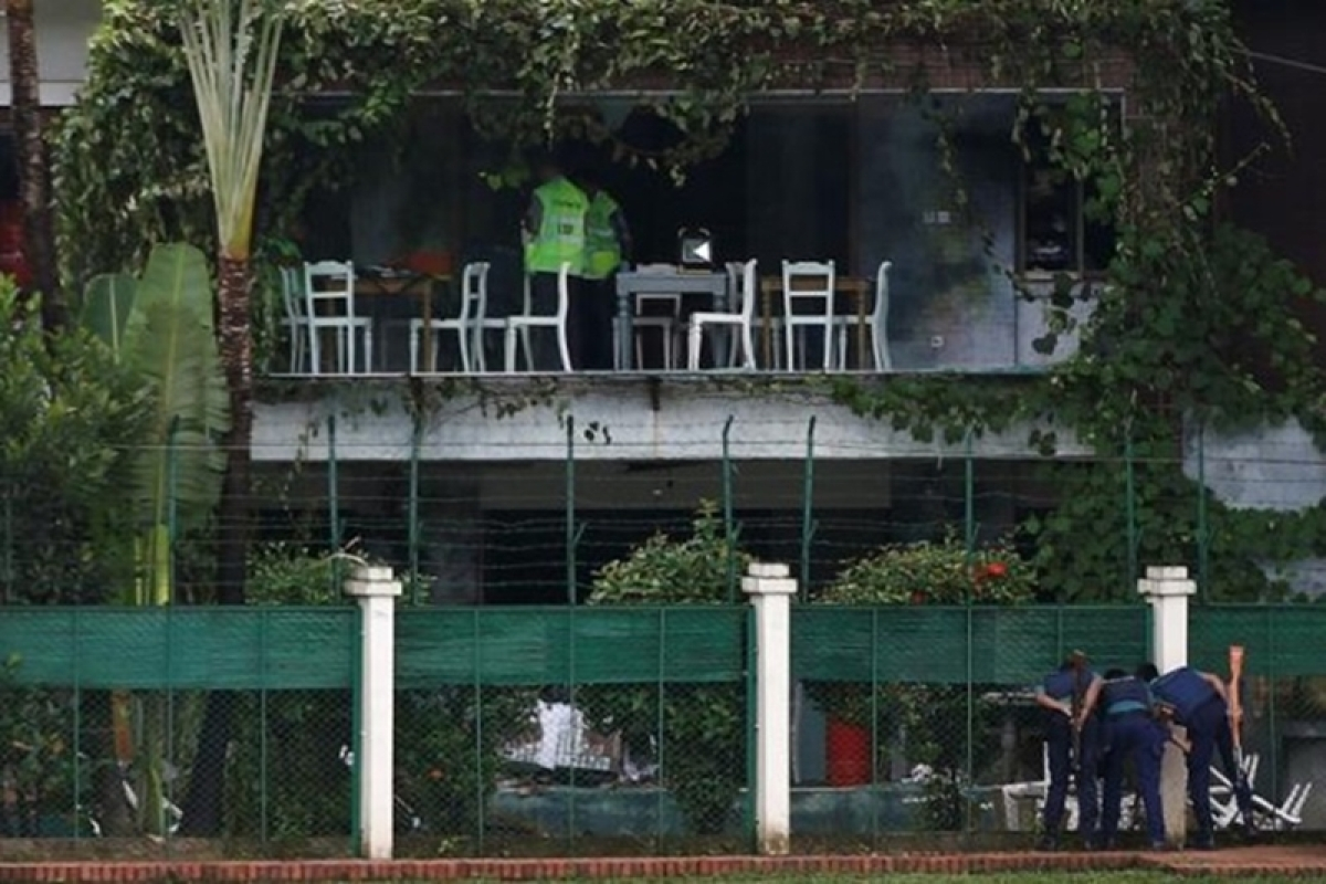Blood samples of Dhaka cafe attackers handed over to FBI