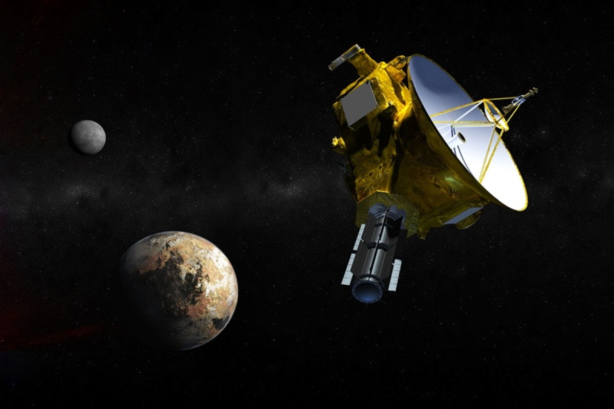 After Pluto, New Horizons set to meet deeper space object