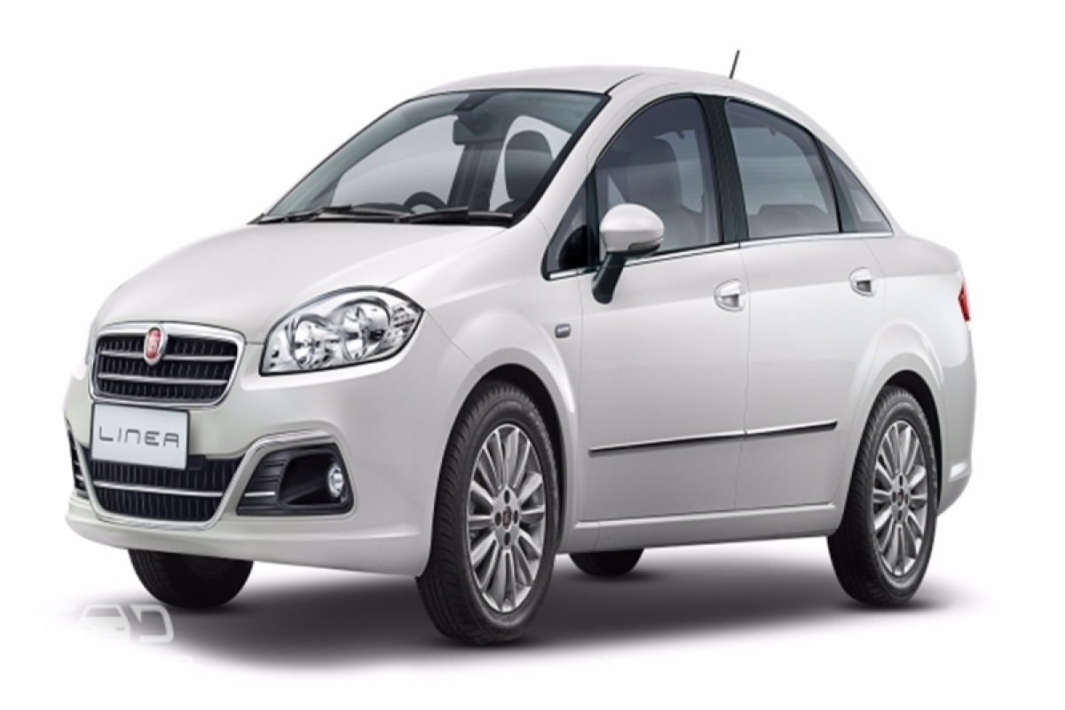 Fiat Launches Updated Linea 125S At Rs 7.82 Lakh