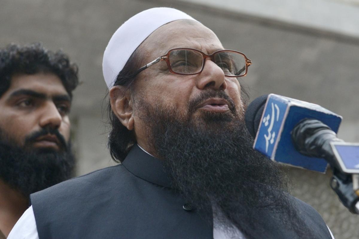 UN-proscribed terrorist Hafiz Saeed held guilty