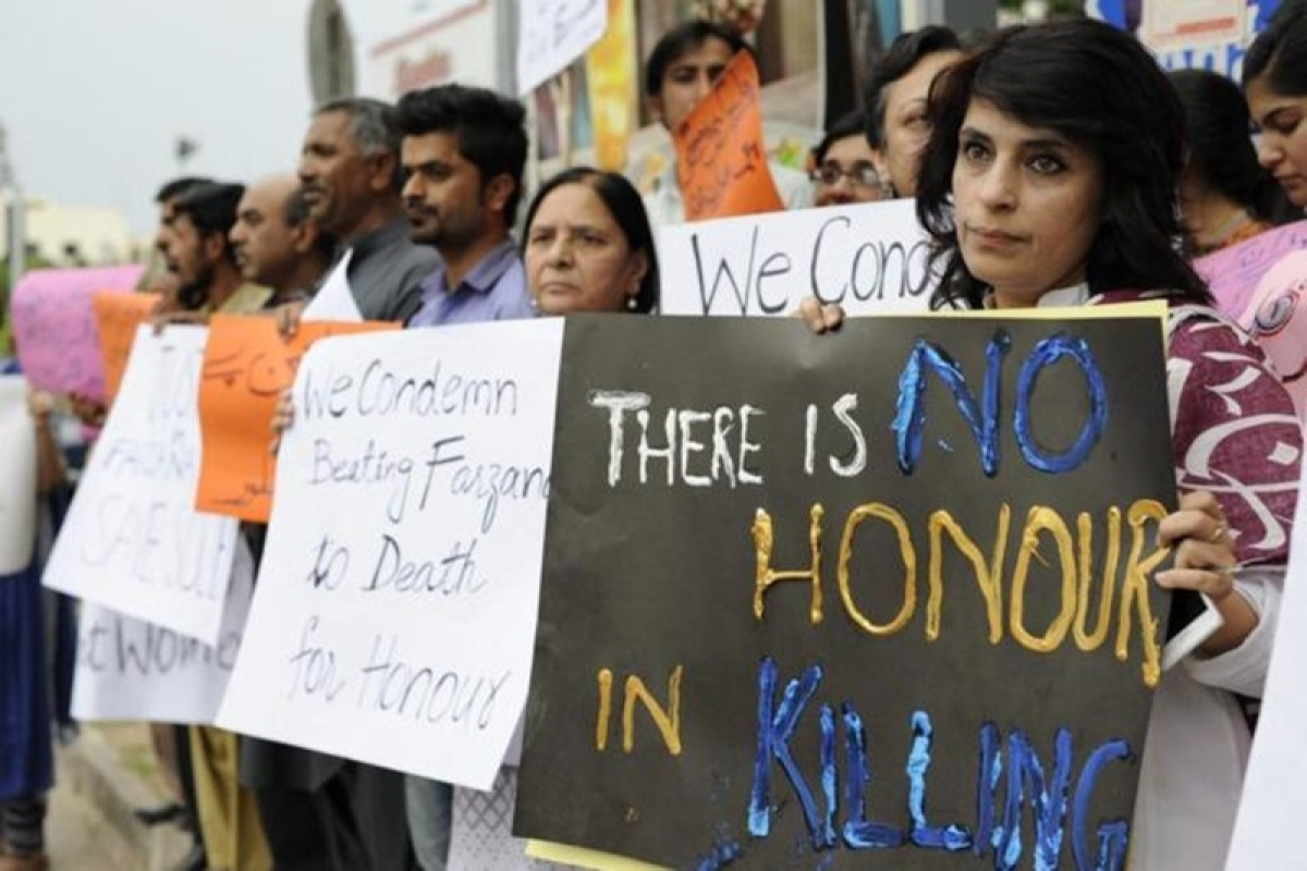 Parents booked for honour killing in Pakistan
