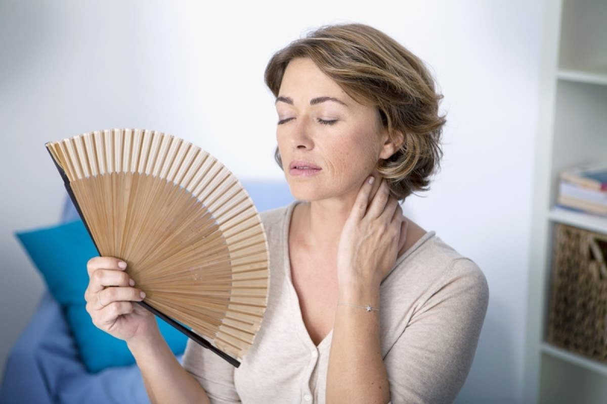 Menopause, insomnia make you age faster