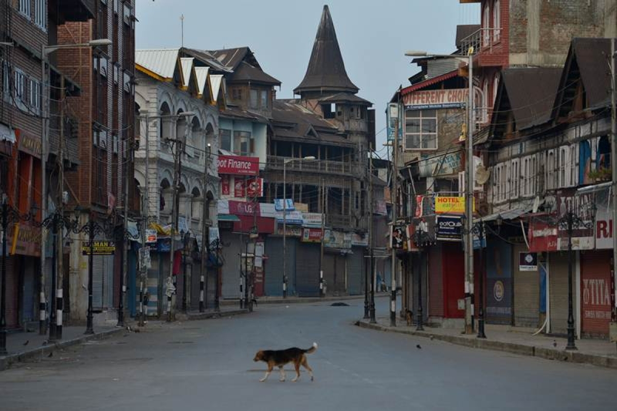 Kashmir violence: Toll reaches 16, curfew imposed
