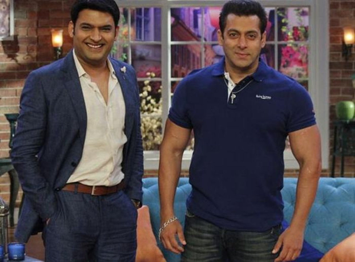 Tables turn! TV's favourite host Kapil Sharma to appear as guest in Salman Khan's Bigg Boss 11