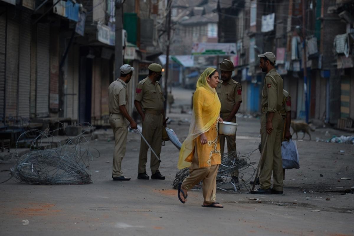 After-effect: Kashmir in turmoil