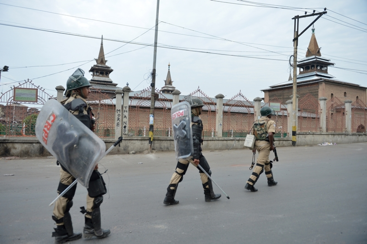 Save local elections in Kashmir for later