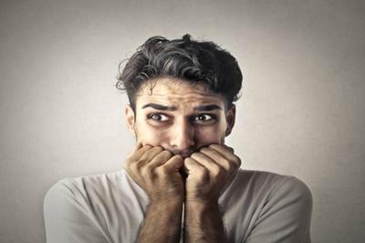 Distress: Getting rid of fear