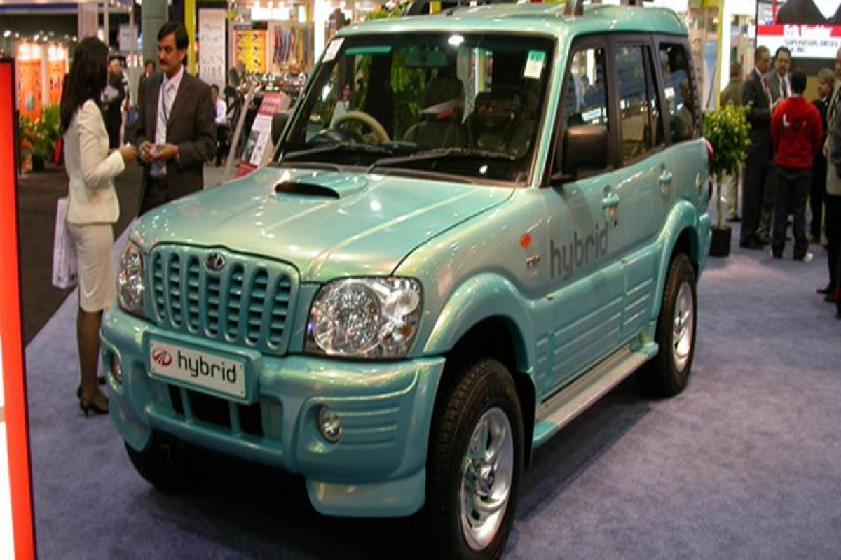M&M launches new mild hybrid Scorpio priced upto Rs 14 lakh