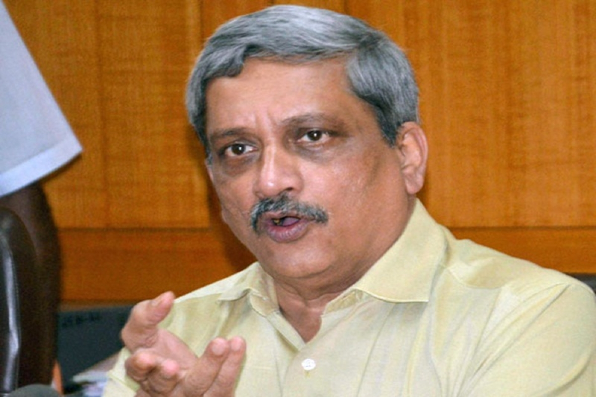 Parrikar orders army to act firmly against those responsible
