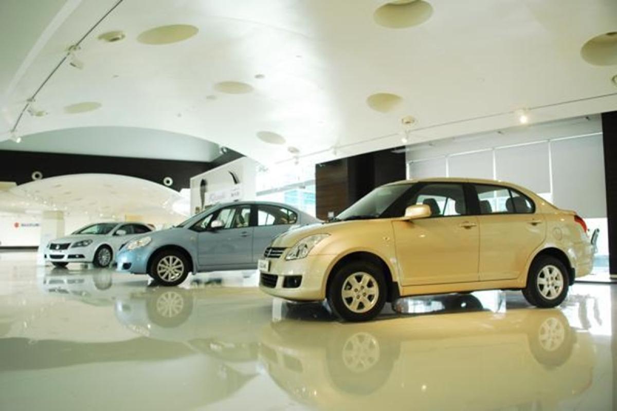 Maruti Suzuki's Q1 net profit up 23%