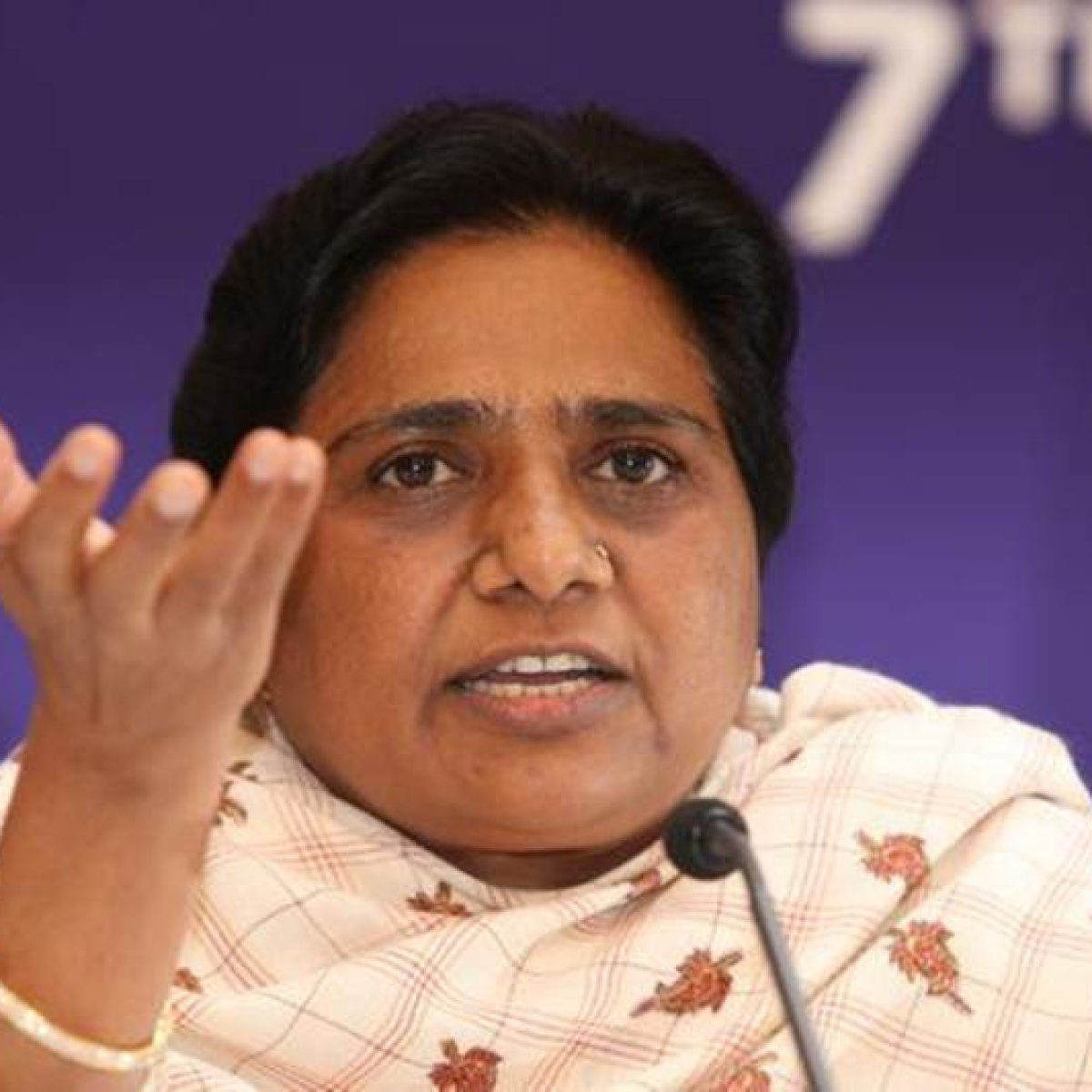 Don't put Brahmin community in the dock over crimes of one person: Mayawati