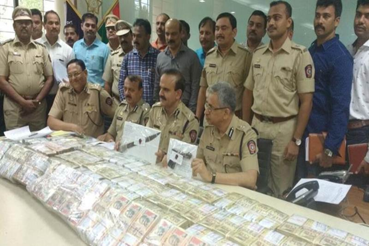 Checkmate heist case: Yet another catch for Thane Crime branch sleuths