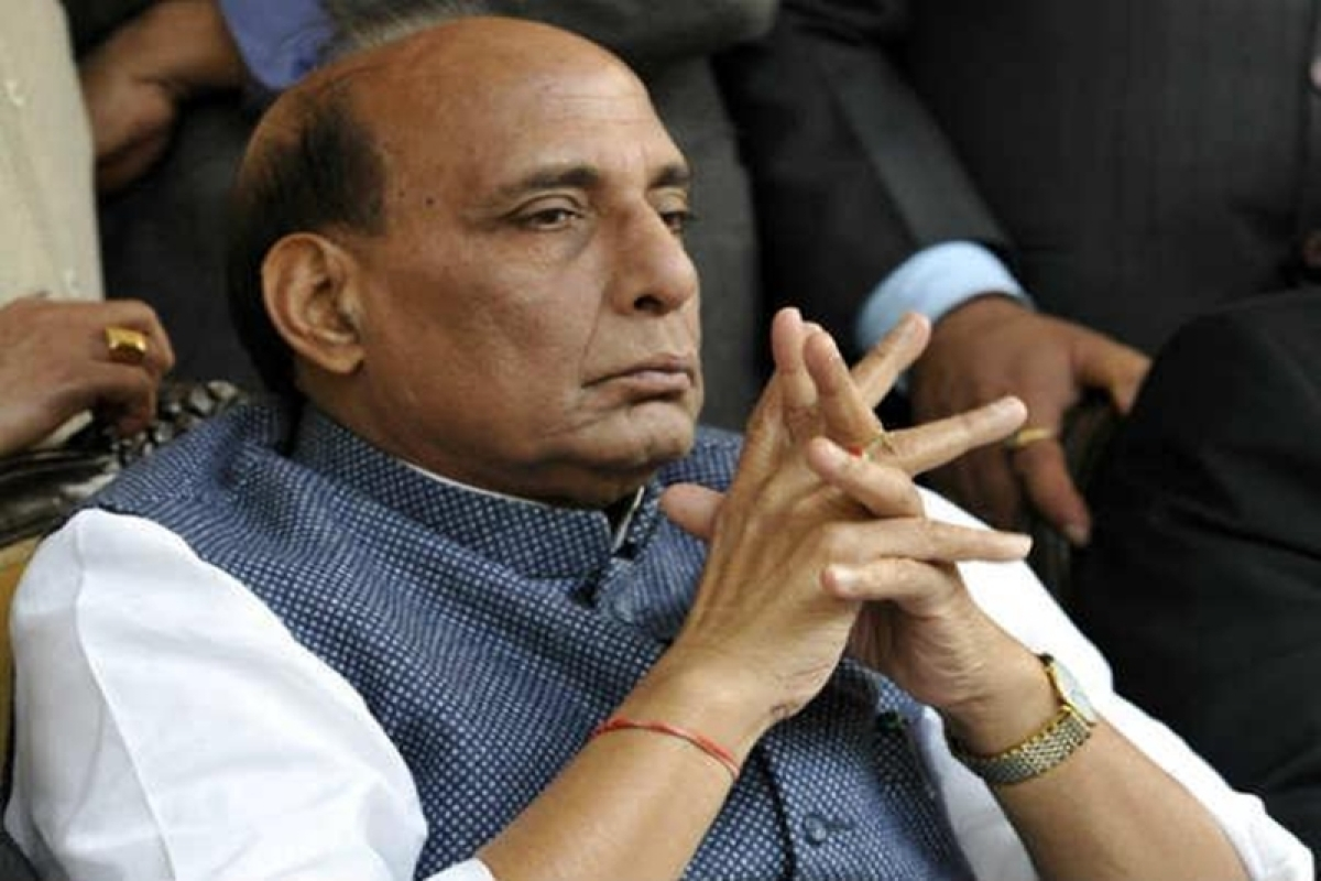 Rajnath Singh did a mistake by going to Islamabad: RJD