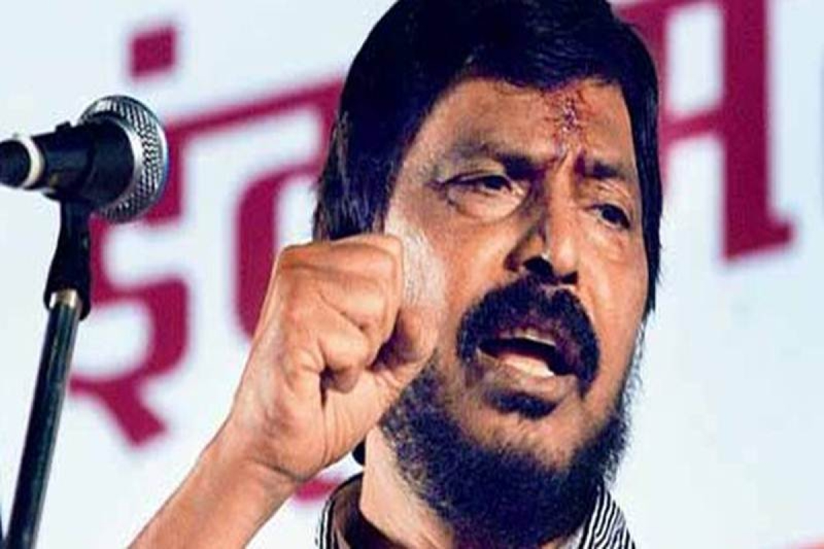 Make law to safeguard funds for Dalits from Maha govt: Ramdas Athawale