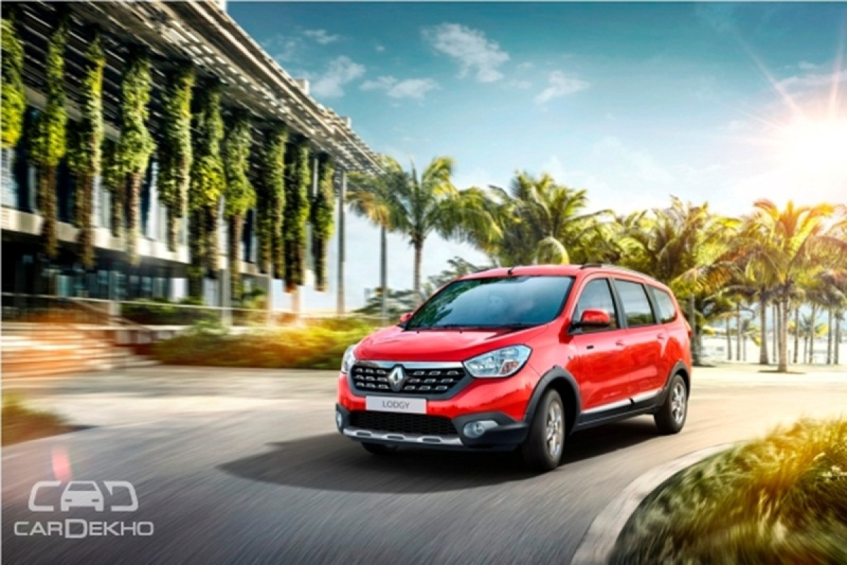 Renault Lodgy World Edition launched At Rs 9.74 lakh