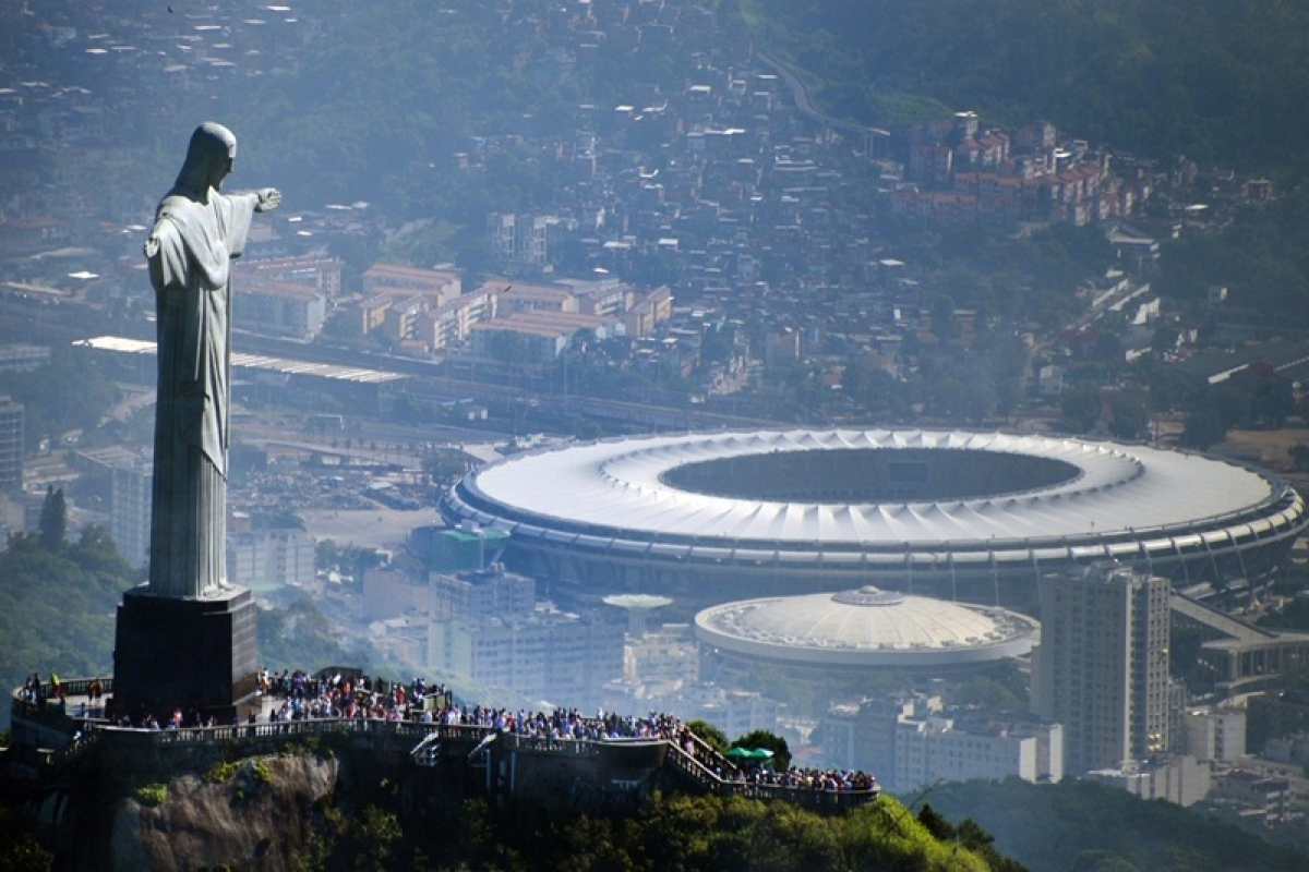 Rio 2016 chief: Nobody can control what is happening in world today