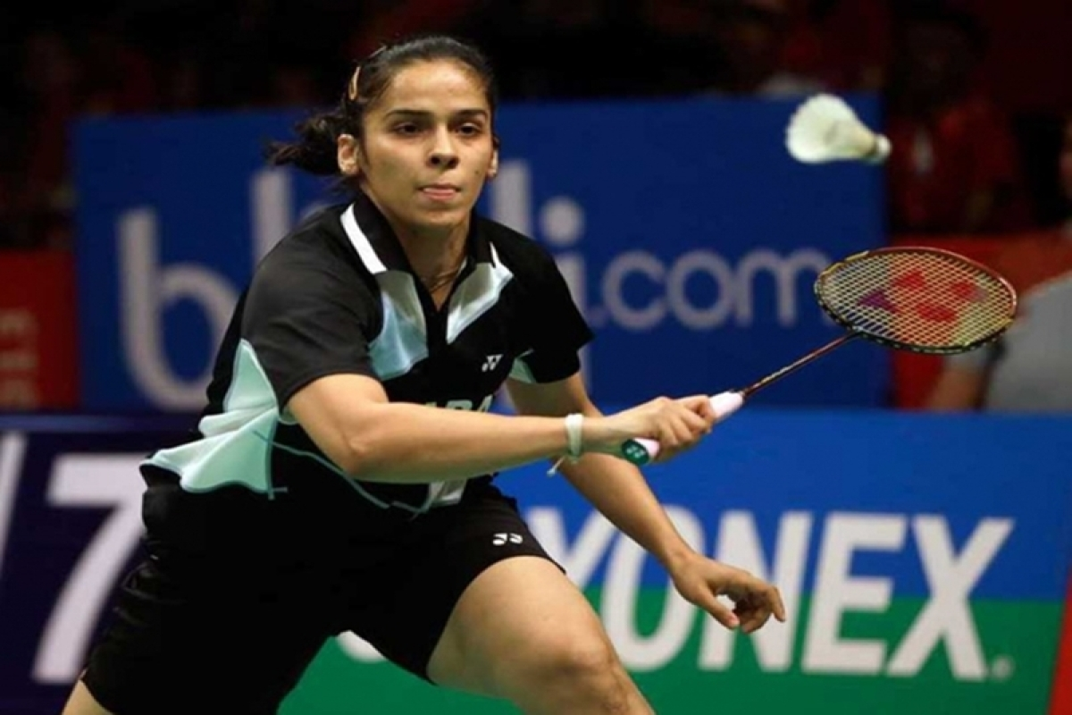 Saina seeded fifth at Olympics