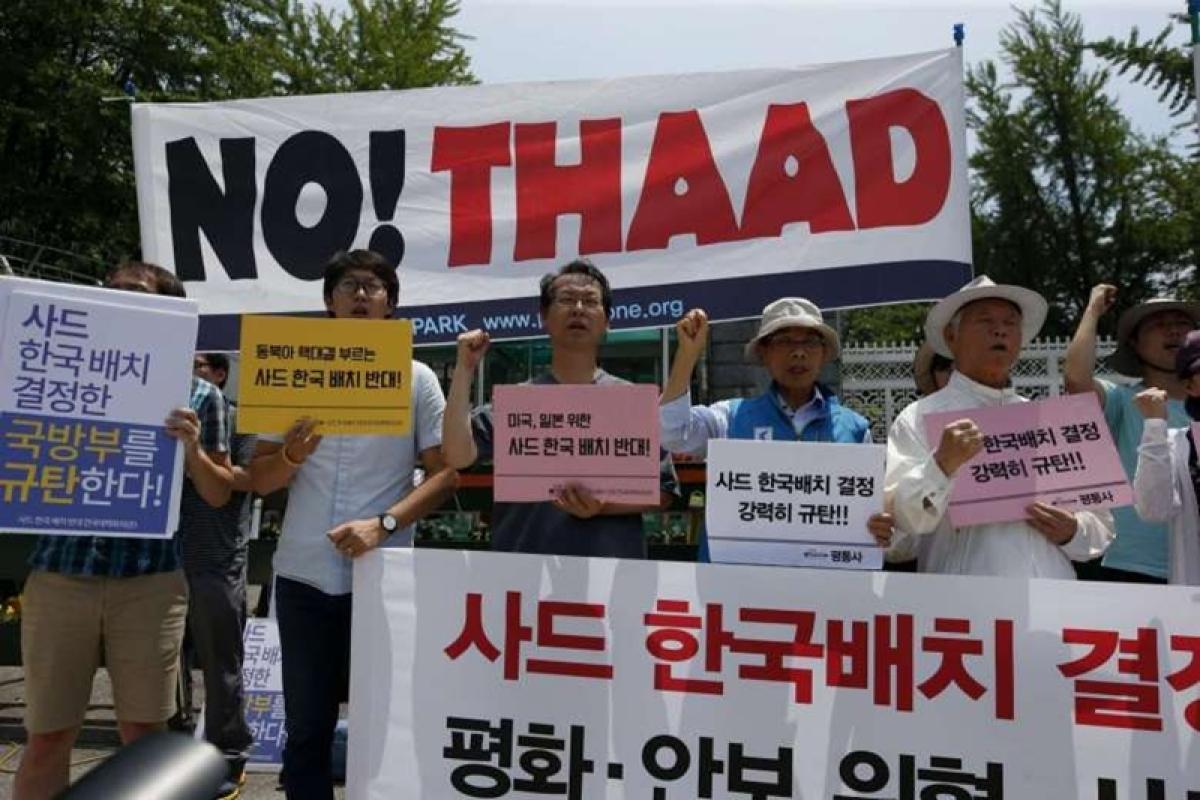 US to deploy anti-missile system on Korean peninsula: Pentagon