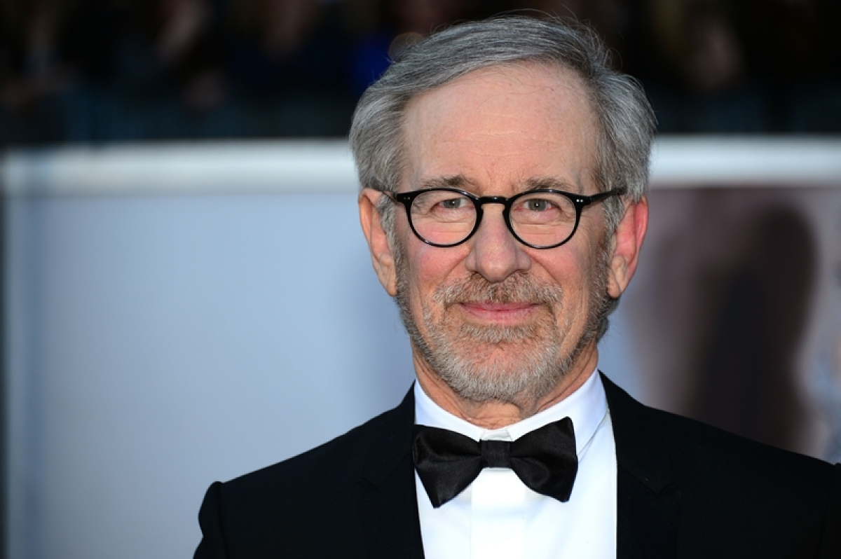 Best Director nominee Steven Spielberg arrives on the red carpet for the 85th Annual Academy Awards on February 24, 2013 in Hollywood, California. AFP PHOTO/FREDERIC J. BROWN        (Photo credit should read FREDERIC J. BROWN/AFP/Getty Images)