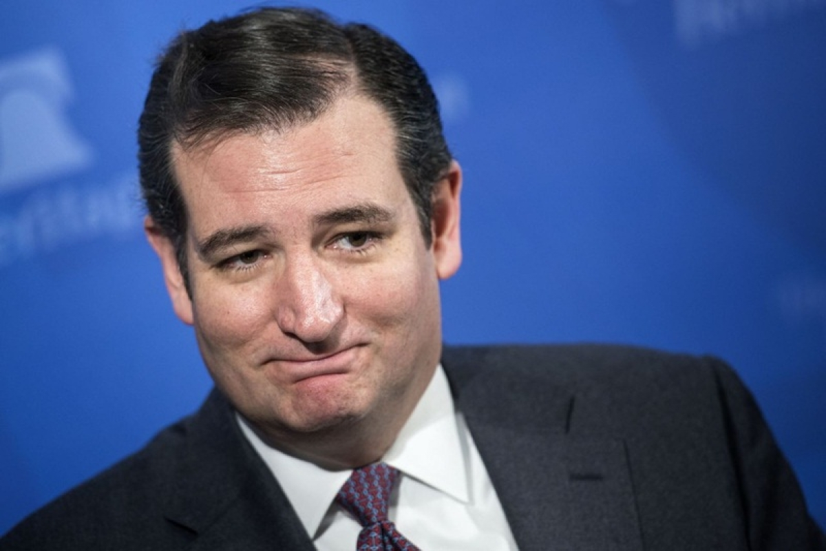Ted Cruz booed for failing to back Don