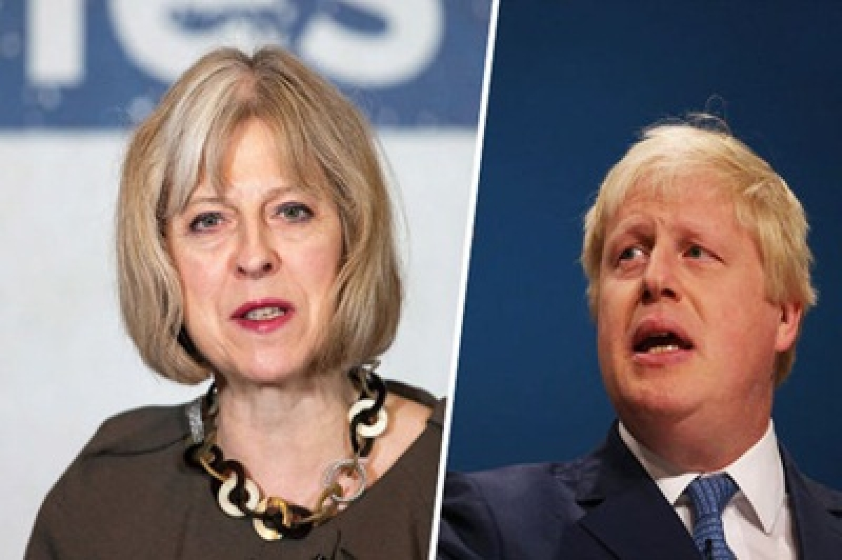 Boris quits race to succeed Cameron