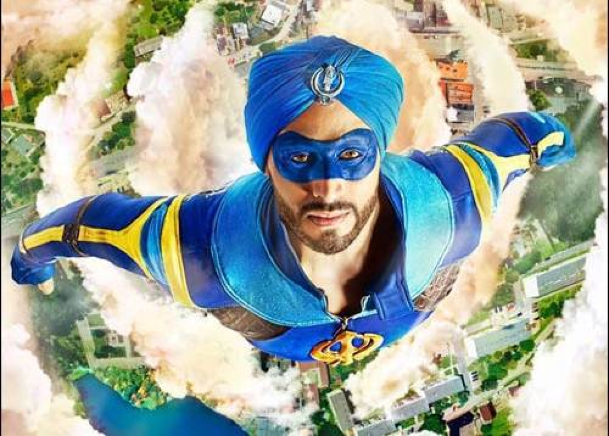 Tiger Shroff's 'A Flying Jatt' gradually flying high at box office