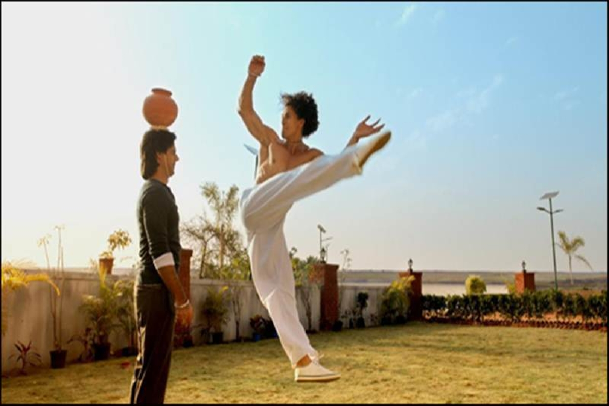 Check out: Remo D'souza incorporates Tiger Shroff's martial arts skills in A Flying Jatt