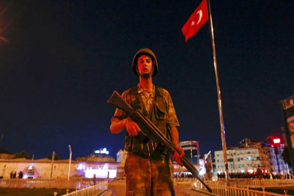 Turkey coup: US warns against 'insinuations' of involvement