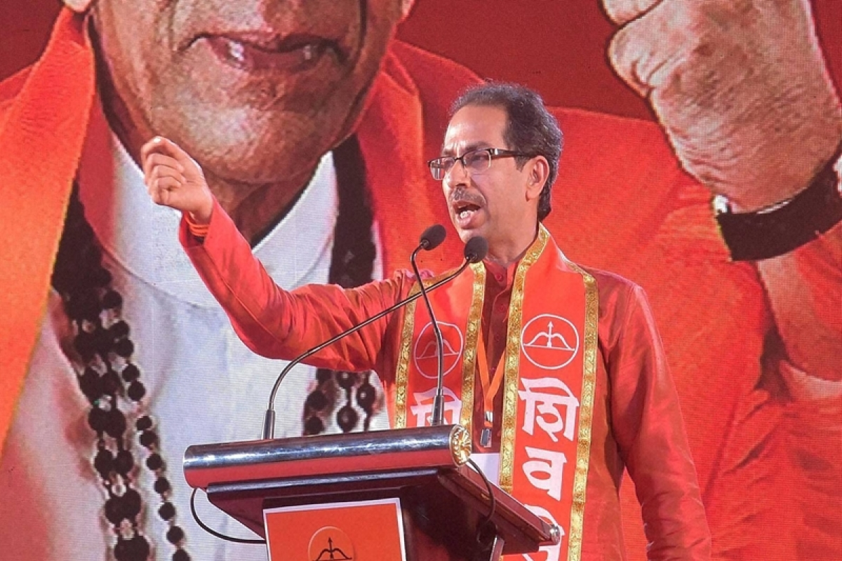 Uddhav Thackeray lauds voters for showing way to entire nation