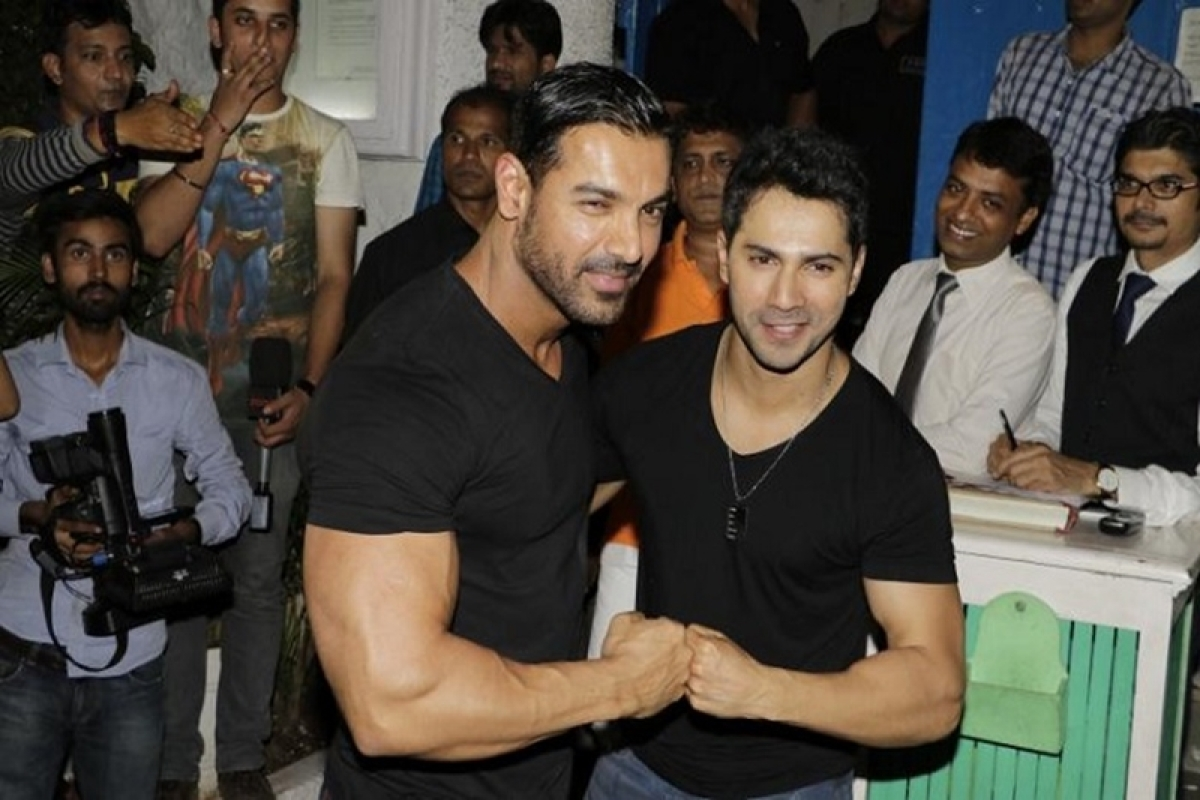 John and I will make a good pair in 'Dostana 2': Varun