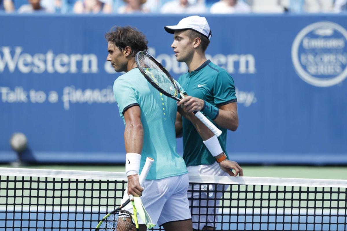 Rafael Nadal loses again