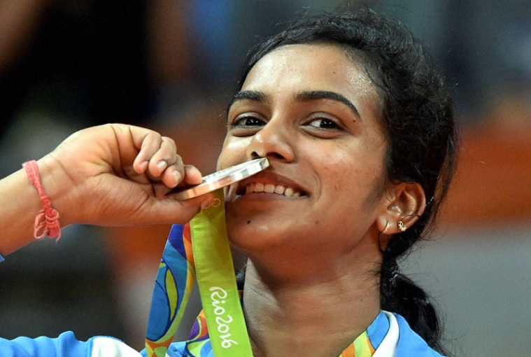 Ace badminton player Pusarla V Sindhu