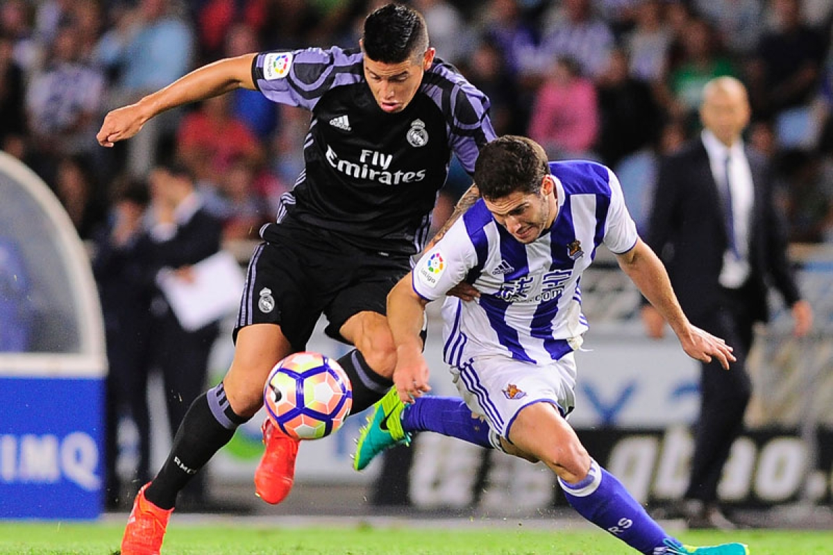 Real Madrid  impressive win