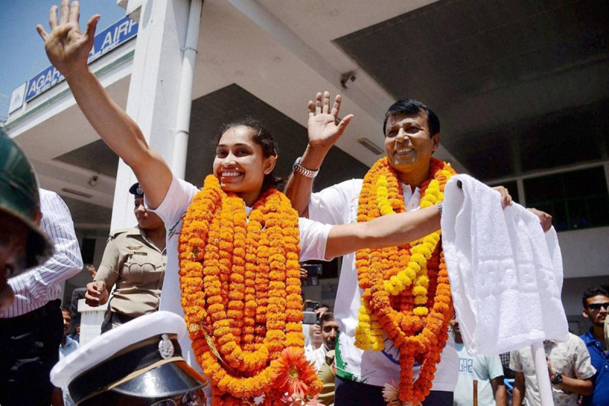 Dipa Karmakar welcomes PM Modi's Olympics task force